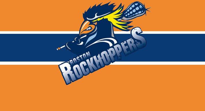 Boston Rockhoppers slide