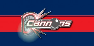 Boston Cannons slide