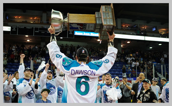 NLL: Dawson traded to Rush