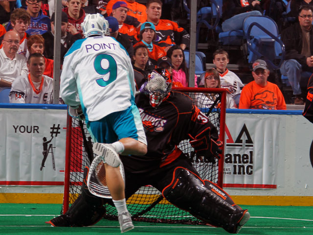 Point Cosmo Knighthawks Bandits