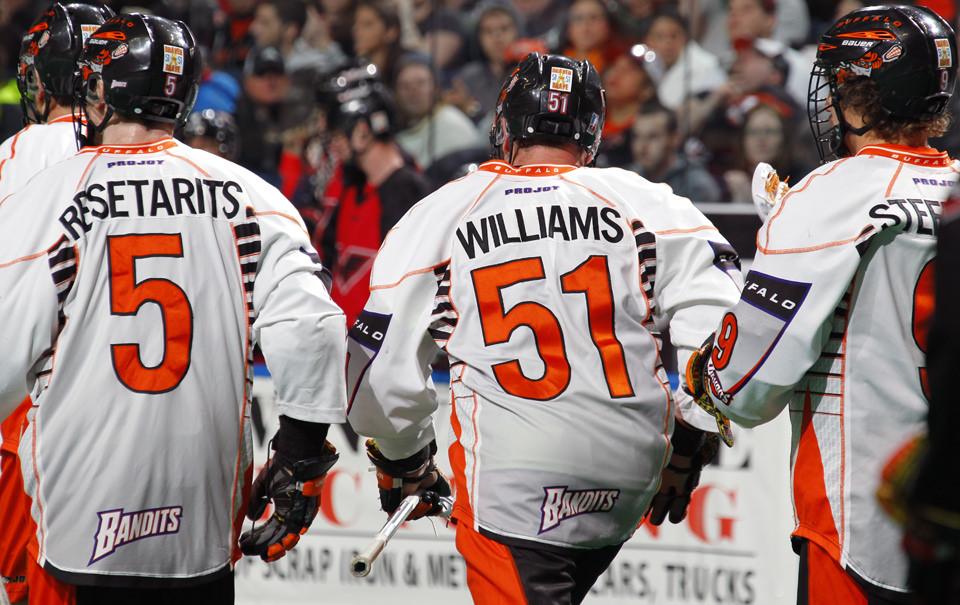 Williams Steenhius Restarits Bandits