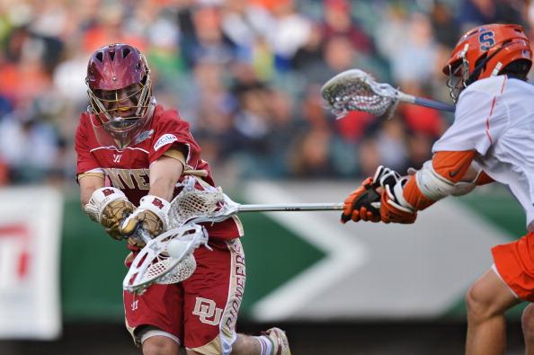 2013 NCAA Division I Men's Lacrosse Championships - Semifinals - Syracuse v Denver