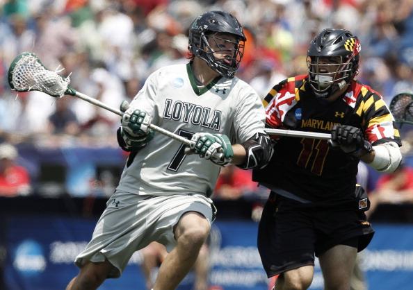 2012 NCAA Division I Men's Lacrosse Championship: Maryland v Loyola