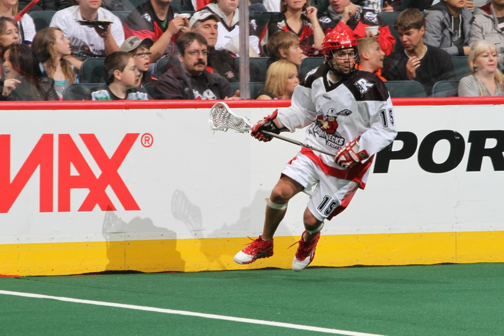Black Wolves Trade For Shawn Evans From Calgary Roughnecks