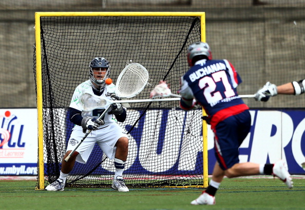 Chesapeake Bayhawks v Boston Cannons