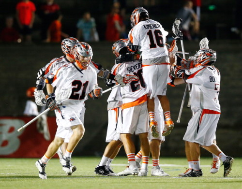 Denver Outlaws v Boston Cannons