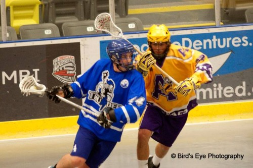 Thunder and Adanacs Jr