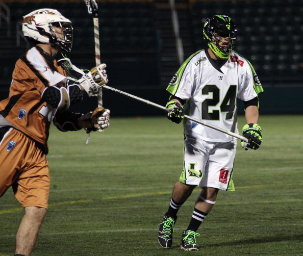New York Lizards v Rochester Rattlers
