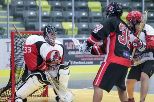 Rivermen vs Redhawks