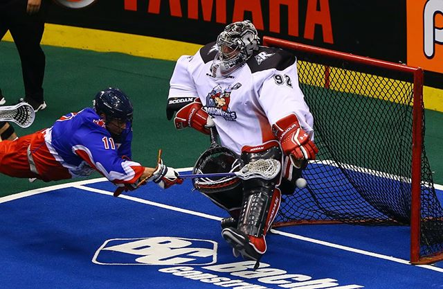 Roughnecks Playoff Hopes in Scigliano's Hands