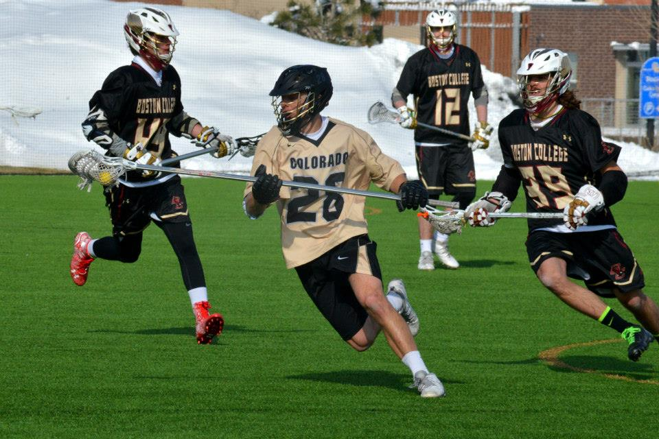 Video colorado faces arizona state this week in mcla in lacrosse we