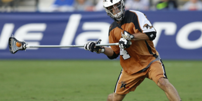 John Locascio of the Rochester Rattlers.