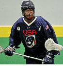 USA Thrashes Ireland 22-2, Face Iroquois in Semi-Finals