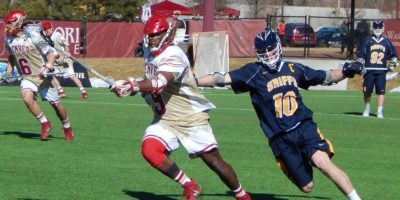 Denver Pioneers vs Canisius Golden Griffins (Photo credit: Ian Neadle)