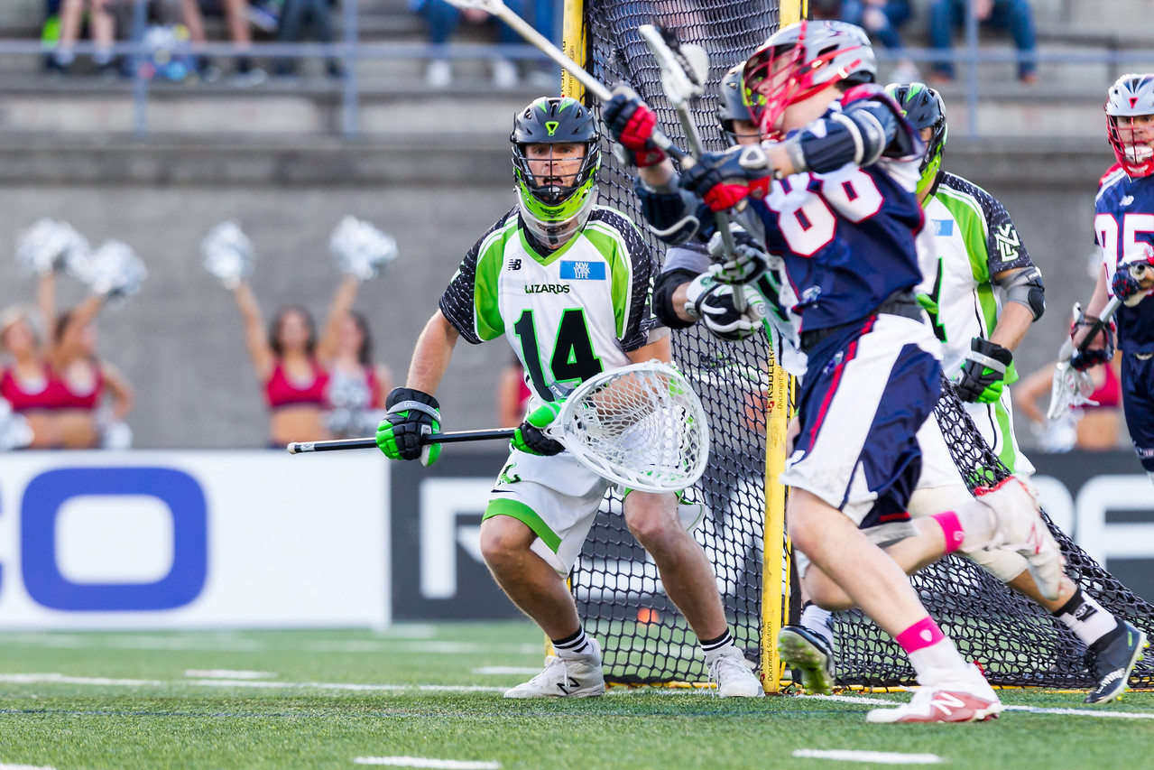 May 20, 2017; Boston, MA, USA; New York Lizards @ Boston Cannons at Harvard Stadium. (Photography Credit: Jimmy Cirrone/Major League Lacrosse)