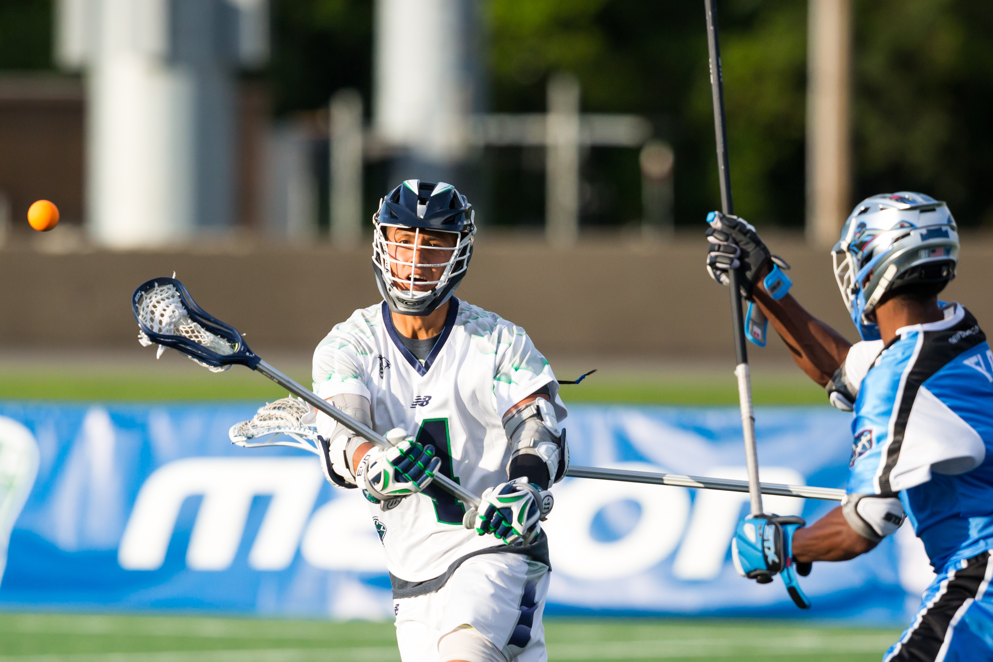 June 24, 2017; Columbus, OH, USA; Chesapeake Bayhawks @ Ohio Machine at Obetz Fortress Field. (Photo: Major League Lacrosse)