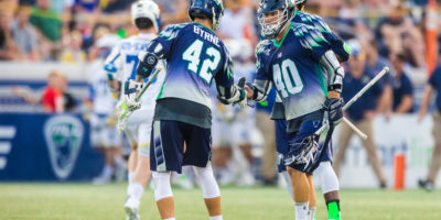 July 20, 2017; Chesapeake, MD, USA; Florida Launch @ Chesapeake Bayhawks at Navy-Marine Corps Memorial Stadium. Photography Credit: Jermain Rangasammy