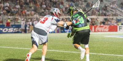 July 20, 2017; New York, NY, USA; Boston Cannons @ New York Lizards at James M. Shuart Stadium @ Hofstra University. Photography Credit: Dan Nilsen