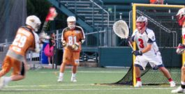 Rattlers Roll over Cannons 21-9; Stay in Playoff Race