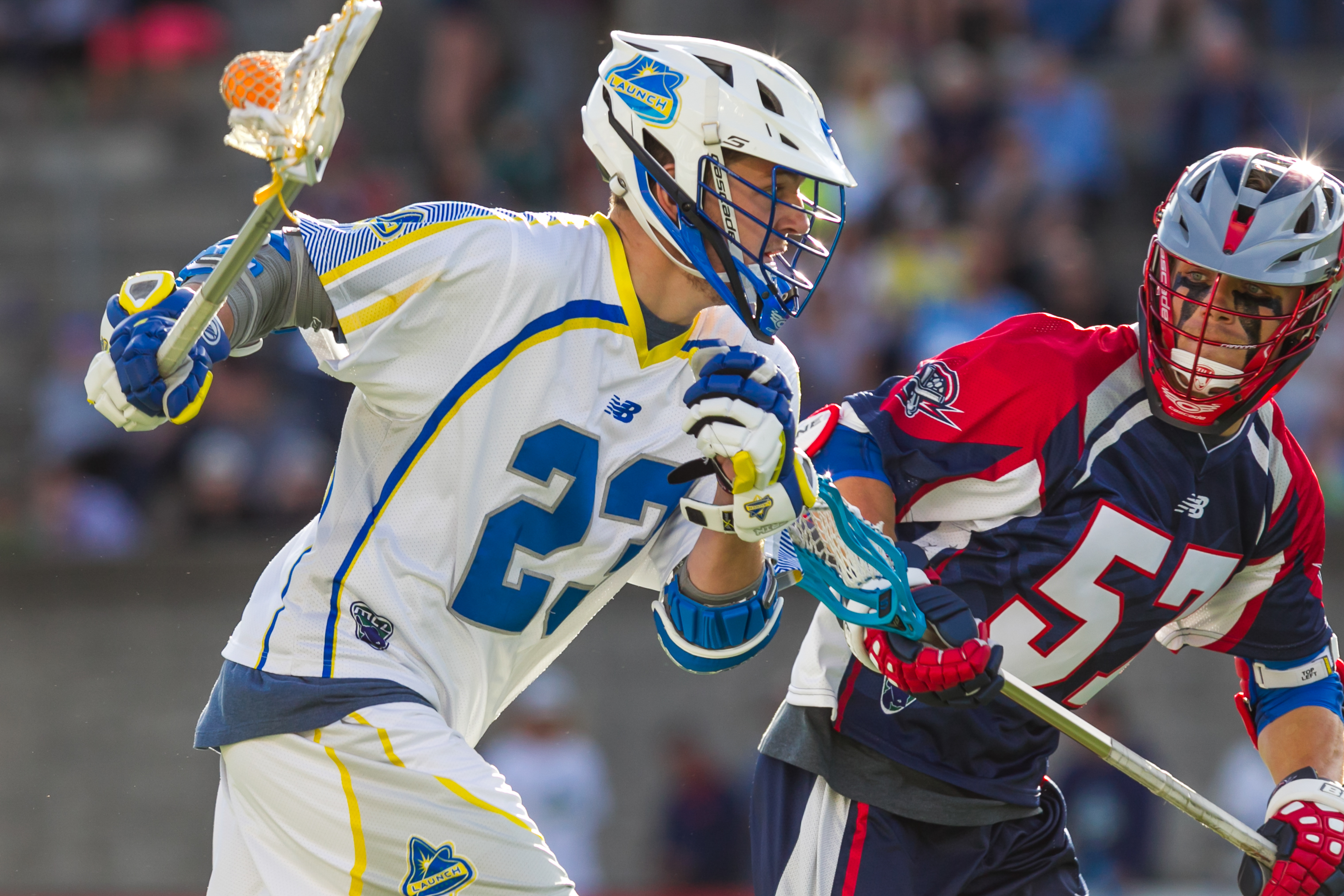 July 29, 2017; Boston, MA, USA; Florida Launch @ Boston Cannons at Harvard Stadium. Photography Credit: Jimmy Cirrone