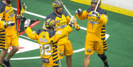 Press Release: Swarm unveils roster for 2018 season