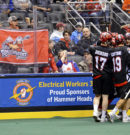 NLL: Del Bianco backstops Roughnecks to important victory over Rock