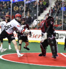 NLL: Red-hot Roughnecks beat division rival Mammoth