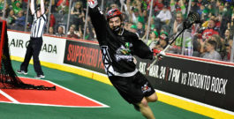 NLL: Berg's eight points lead Roughnecks over Knighthawks