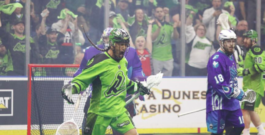 NLL: Rush ride momentum to victory in game one