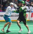 NLL: Third quarter surge gives Rush 12-7 win over Knighthawks