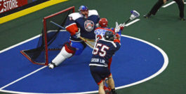 MSL: Rock won't roll over for Lakers