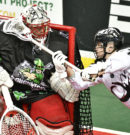 NLL: Mammoth grind out win over Roughnecks