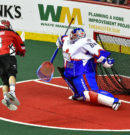 NLL: Dickson's eight points paces Roughnecks past Rock