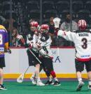 NLL: Roughnecks' Dickson scores winner in 12-11 win over Seals