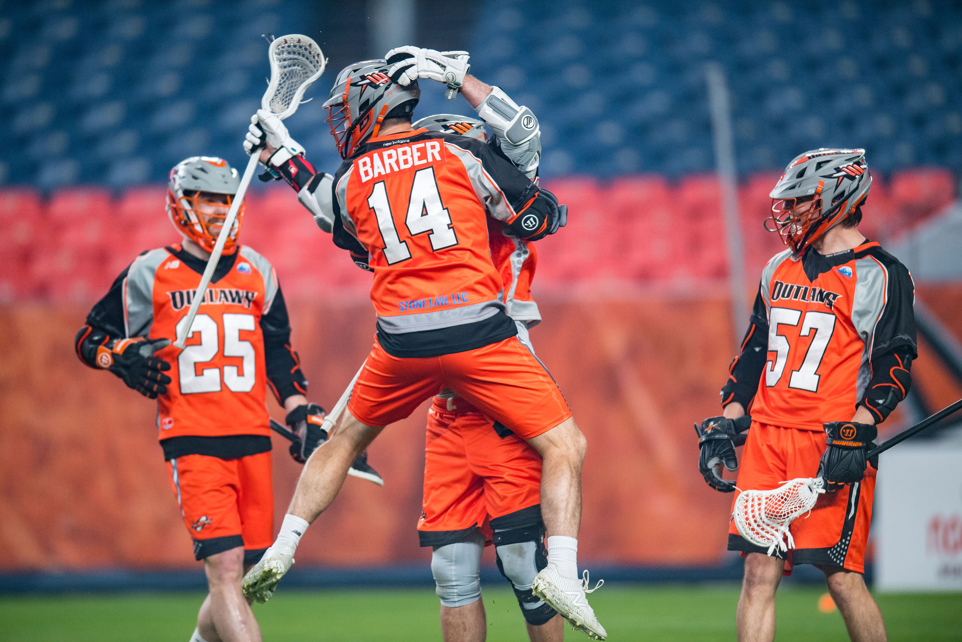 MLL: Stormy skies no problem for Outlaws in Mile High Fourth